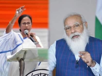 TMC Mamata Banerjee speech on martyrs day Comments about Narendra modi government | भाजपला सत्तेतून हटवेपर्यंत संपूर्ण देशात 'खेला होबे'; ममतांचा मोदी सरकारवर निशाणा