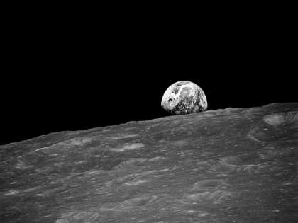 America Nasa study predicts record flooding in 2030s due to moons wobble climate change rising sea levels | 2030 मध्ये चंद्र आपली जागा बदलणार, पृथ्वीवर येणार मोठं संकट - NASA