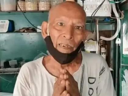 Baba ka dhaba kanta prasad attempted to commit suicide in dehli   'बाबा का ढाबा'वाल्या कांता प्रसाद यांचा आत्महत्येचा प्रयत्न, रुग्णालयात दाखल