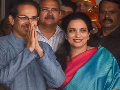 Pune Airport police arrested one for posting an offensive post on Facebook about CM Uddhav Thackerays wife Rashmi Thackeray | मुख्यमंत्री उद्धव ठाकरे यांच्या पत्नीबद्दल फेसबुकवर आक्षेपार्ह पोस्ट, एक जण ताब्यात