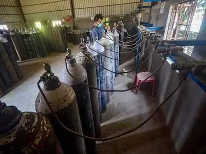 BJP alleges construction of oxygen plant at double rates; Inquiry demanded   ऑक्सिजन प्लांटची उभारणी दुप्पट दरात, भाजपचा आरोप; चौकशीची मागणी