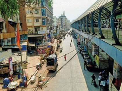 Shiv Sena opposes Badlapur lockdown | बदलापूरच्या लॉकडाऊनला शिव सेनेचा विरोध, मुख्याधिकाऱ्यांनी खुलासा करण्याची मागणी