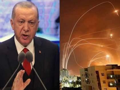 Israel-Palestine Conflict Israel again attacked gaza turkish president erdugan gave big warning to israel | Israel-Palestine Conflict: आता पॅलेस्टाइनच्या बाजूने तुर्की उतरणार मैदानात? राष्ट्रपती इरदुगान यांनी इस्रायलला दिली मोठी धमकी!