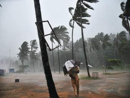 Cyclone hits Palghar, Raigad; Vigilance orders in Kerala, Gujarat and state   पालघर, रायगडला चक्रीवादळाची धडकी; केरळ, गुजरातसह राज्यात सतर्कतेचे आदेश