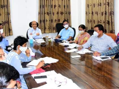Corona cases in Kolhapur: Extension of existing restrictions for Kolhapur district | corona cases in kolhapur : कोल्हापूर जिल्ह्यासाठी सध्याच्या लागू निर्बधांना मुदतवाढ
