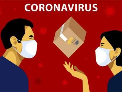 Infections do not come from infected objects without symptoms!   लक्षणे न आढळणाऱ्या रुग्णांच्या वस्तू वापरल्याने संसर्ग होत नाही