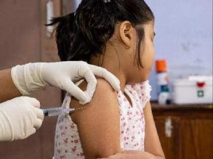 coronavirus vaccine for kids might come in September aiims chief randeep guleria gave information | भारतात लहान मुलांसाठी कोरोना लस केव्हा येणार?; एम्स प्रमुखांनी दिली माहिती