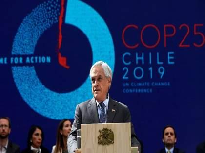 The outcome of the 'COP-2' conference on climate change is zero   दृष्टिकोन - हवामान बदलाबाबत 'कॉप-२५' परिषदेची फलनिष्पत्ती शून्यच