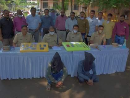 35 burglars arrested | ३५ घरफोड्या करणारा बाचक्या जेरबंद