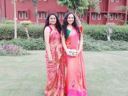 UPSC Result: UPSC topper IAS Tina Dabi's sister Riya Dabi ranked 15th in upsc   IAS टीना डाबी यांच्या बहिणीचे UPSC मध्ये मोठे यश, मिळवला देशातून 15वी येण्याचा मान