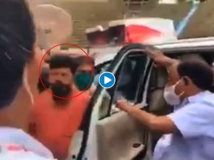 'Wait, don't talk in ...', Narayan Rane silenced Praveen Darekar in front of everyone | 'थांब रे, मध्ये बोलू नको...', सर्वांसमोर नारायण राणेंनी प्रवीण दरेकरांना केलं गप्प