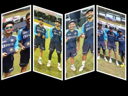 IND vs SL : 12 players have made their ODI/T20I debut for India in the ongoing Sri Lanka tour, 19 players used by a Team India in a T20I series | IND vs SL : श्रीलंकेविरुद्धच्या मालिकेतून टीम इंडियात एक नव्हे, दोन नव्हे तर १२ खेळाडूंचे पदार्पण, ट्वेंटी-२० मालिकेत १९ खेळाडूंचा वापर!