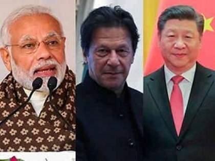 cpec on indian soil work should be stopped India's strict warning to china and pakistan said | CPEC आमच्या भूमीवर, काम त्वरित बंद करा; चीन-पाकिस्तानला भारताचा कडक इशारा