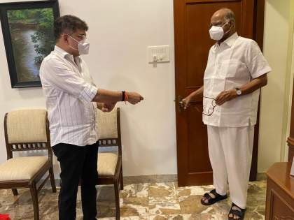 CM Uddhav Thackeray Stay on Mhada room given to Cancer Patients of Tata Hospital by Jitendra Awahad   मोठी बातमी! जितेंद्र आव्हाडांच्या 'त्या' निर्णयाला मुख्यमंत्र्यांकडून स्थगिती; राष्ट्रवादीसह शरद पवारांनाही धक्का