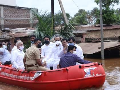 Flood: State government is providing all possible assistance to the flood victims Ajit Pawar   Flood: मानवी चुका, अलमट्टीचा महापुराशी संबंध नाही;पूरग्रस्तांना राज्य सरकारकडून सर्वतोपरी मदत