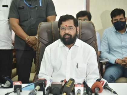 """eknath shinde says centre govt should give big aid for flood affected maharashtra   Maharashtra Floods: """"मोठा भाऊ म्हणून आता जबाबदारी घ्या, भेदभाव न करता भरीव मदत द्या"""": एकनाथ शिंदे"""