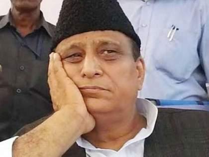 azam khan is critical need 10 litre oxygen in every minute says hospital doctors | Azam Khan : आझम खान यांची प्रकृती चिंताजनक; दर मिनिटाला तब्बल 10 लीटर ऑक्सिजनची गरज