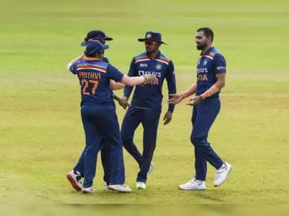 IND vs SL : BCCI add Ishan Porel, Sandeep Warrier, Arshdeep Singh, Sai Kishore and Simarjeet Singh to the squad | IND vs SL : टीम इंडियाच्या ताफ्यात पाच नवे चेहरे; उर्वरित सामन्यांसाठी मुख्य संघात बदल, शिखर धवनबाबत आले मोठे अपडेट्स
