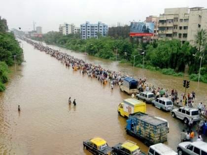 india will sink before world warns ipcc after climate change | जगबुडीच्या आधी 'भारतबुडी'चा असेल धोका; आयपीसीसीचा इशारा