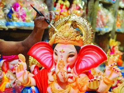 Public Ganeshotsav Darshan this year only online, guidelines issued by the government   सार्वजनिक गणेशोत्सवाचे यंदा दर्शन केवळ ऑनलाईन,सरकारने जारी केल्या मार्गदर्शक सूचना