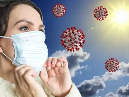Fact Check: Prolonged Use Of Masks Leads To Excess Carbon Dioxide, Lack Of Oxygen In Body?   Fact Check : मास्कचा जास्त वापर केल्यास ऑक्सिजन पातळी कमी होते?; जाणून घ्या त्यामागचं नेमकं 'सत्य'