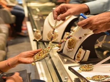 relief for gold silver buyers rate came down of yellow metal cheaper know new price   अक्षय तृतीयेपूर्वी सोन्याच्या दरात घसरण; पाहा किती स्वस्त झालं सोनं