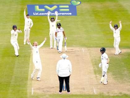 Women's Test: possibility of follow-on to India | महिला कसोटी : भारतावर फॉलोऑनची नामुष्की; पावसाच्या व्यत्ययात इंग्लंडचे वर्चस्व