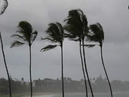 Hurricane 'gulab' to hit Odisha and Andhra Pradesh, landslide alert with torrential rains   ओडिसा आणि आंध्र प्रदेशात धडकणार 'गुलाब' चक्रीवादळ, मुसळधार पावसासह भूस्खलनाचा अलर्ट