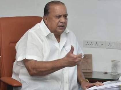 BJP's ploy to destabilize government under Saranaika: Hasan Mushrif | सरनाईकांच्या आडून सरकार अस्थिर करण्याचा भाजपचा डाव: हसन मुश्रीफ
