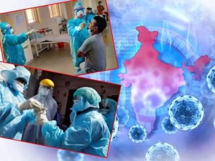CoronaVirus Live Updates India reports 3,29,942 new #COVID19 cases 3,876 deaths in last 24 hours   CoronaVirus Live Updates : थोडा दिलासा! कोरोनाचा वेग मंदावतोय पण संकट कायम; नव्या रुग्णांच्या संख्येत झाली घट