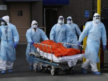 CoronaVirus Live Updates husband died due to corona wife in depression committed suicide | CoronaVirus Live Updates : हृदयद्रावक! कोरोनामुळे पतीचा मृत्यू; विरह सहन न झाल्याने पत्नीची गळफास घेऊन आत्महत्या