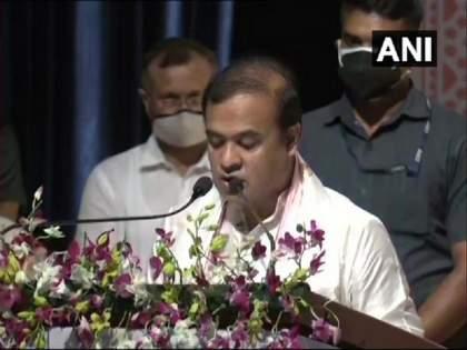 Himanta Biswa Sarma: Himanta Biswa Sarma has been sworn in as the Chief Minister of Assam | Himanta Biswa Sarma : अखेर हिमंत बिस्वा सरमा यांनी आसामच्या मुख्यमंत्रीपदाची घेतली शपथ