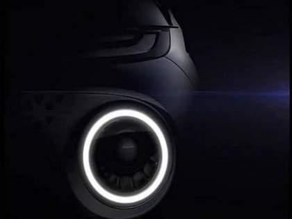 Hyundai Teases Upcoming Micro SUV Codenamed AX1; price will start from 4 lakhs | Hyundai च्या 4 लाखांच्या मायक्रो एसयुव्हीचा टीझर लाँच; पहा कशी दिसते...