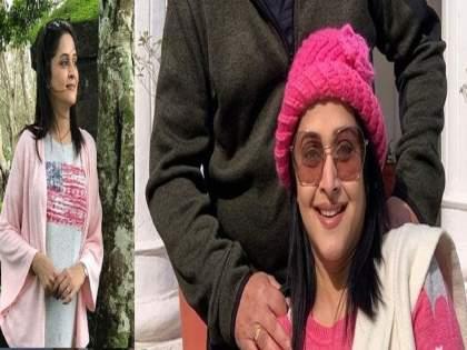 mrinal kulkarni gives wishes to husband for wedding anniversary on social media | मृणाल कुलकर्णी यांनी पतीला खास अंदाजात दिल्या लग्नाच्या वाढदिवसाच्या शुभेच्छा