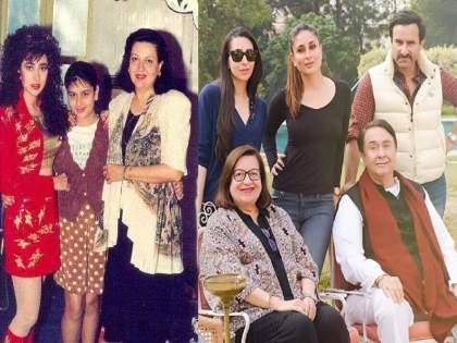 When Kareena Kapoor said Babita raised her, Karisma with no financial support from Kapoors | आई-वडील विभक्त झाल्यानंतर कपूर कुटुंबियांनी केली नाही मदत, करिनाने केला खळबळजनक खुलासा