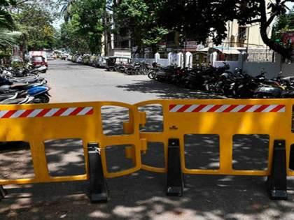 Entertainment zones at eleven places in Navi Mumbai | नवी मुंबईत तब्बल अकरा ठिकाणी कंटेनमेंट झोन