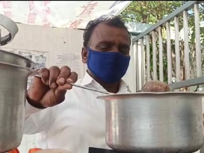Baramati tea stall owner sends 100 rupees to prime minister Narendra Modi for shaving | मोदीजी दाढी करा !बारामतीचा चहावाल्याने थेट पंतप्रधानांना पाठवली १०० रूपयांची मनी ऑर्डर