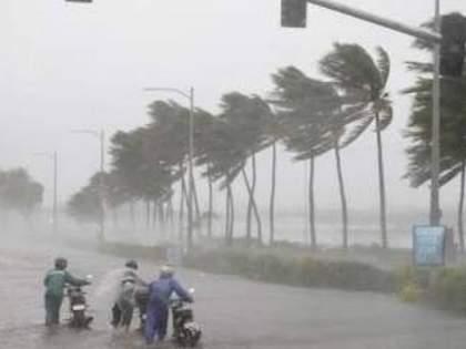 Weather Alert : Raigad gets red alert for next 24 hours and 'Yellow alert' in Konkan including Mumbai | Weather Alert: पुढील २४ तासांसाठी रायगडला 'रेड' अलर्ट तर मुंबईसह संपूर्ण कोकणात 'येलो अलर्ट'