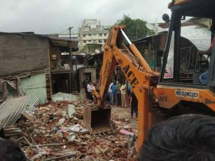 Pune Ambil Odha : Big news! Postponement of action to remove encroachments in Ambil Odha area of Pune   Pune Ambil Odha : मोठी बातमी! पुण्यातील आंबील ओढा परिसरातील अतिक्रमण हटविण्याच्या कारवाईला स्थगिती