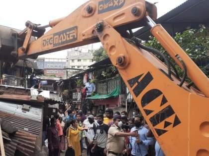 Pune Ambil Odha: Opposition targets municipal authorities over Ambil Odha action; The mayor Murlidhar Mohol also gave answer   Pune Ambil Odha : आंबिल ओढा कारवाईवरून विरोधकांचा महापालिकेतील सत्ताधाऱ्यांवर निशाणा; महापौरांचंही जोरदार प्रत्युत्तर