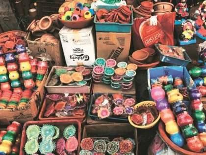 This year, Diwali will be a financial boon for small artisans   यंदा दिवाळी छोट्या कारागिरांसाठी आर्थिक फायद्याची ठरणार
