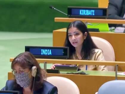 "india clears that all jammu kashmir and Ladakh were are and will always be integral part of India | ""ओसामाला शहीद म्हणणाऱ्यांनी लक्षात ठेवावे की जम्मू काश्मीर, लडाख...""; भारताने पाकला सुनावले"