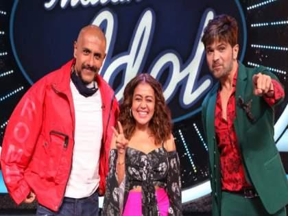 indian idol 12 neha kakkar vishal dadlani himesh reshammiya charge an episode in millions | जाणून घ्या किती मानधन घेतात 'Indian Idol 12'चे परिक्षक नेहा कक्कर, विशाल व हिमेश रेशमिया?
