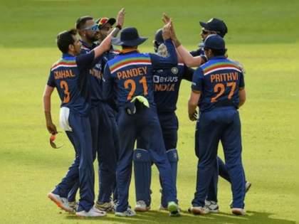 IND Vs SL 1st T20I Live: India defeats Sri Lanka in the 1st T20i by 38 runs   IND Vs SL 1st T20I Live : श्रीलंकेच्या 15 धावांत 6 विकेट्स पडल्या; दीपक चहरनं सामना फिरवला, भुवनेश्वर कुमारनं विजय पक्का केला!
