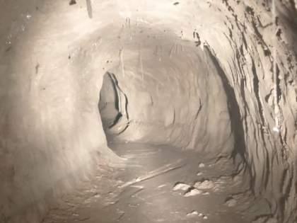 bsf detects another tunnel in the area of Pansar Jammu | खळबळजनक! जम्मूमध्ये सीमेजवळ पुन्हा आढळला बोगदा; १० दिवसांतील दुसरी घटना