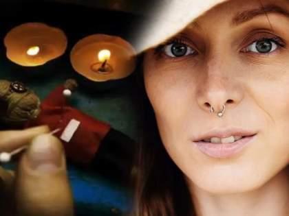 woman in Russia practicing black magic found dead in home with her daughters and cats dead body | तिच्या शवाखाली मुलीचे शव आणि बाजूला मृत मांजर, महिलेनं ब्लॅक मॅजिकच्या वेडापायी दिला मुलीचा बळी