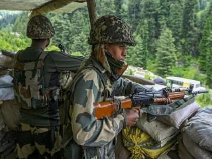 india china face off pakistan army north ladakh chinese army terrorist talk   पाकिस्तानचं भारताविरोधात नवं कारस्थान; गिलगिट-बाल्टिस्तानमध्ये तैनात केले २०००० सैनिक