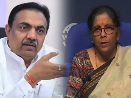 minister jayant patil slams finance minister nirmala sitharaman petrol diesel price hike after election   निवडणुका संपल्या की दरवाढ ठरलेलीच, हे काय वित्त नियोजन आहे का?; जयंत पाटील यांचा अर्थमंत्र्यांना सवाल