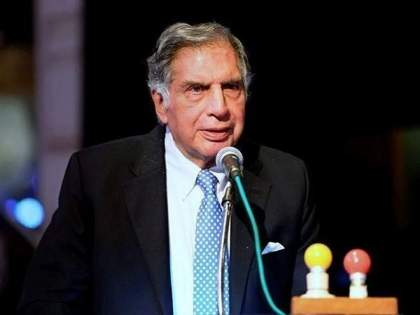 no change in Tata Sons leadership; Ratan Tata's first reaction came   Ratan Tata: टाटा सन्सच्या नेतृत्वामध्ये मोठे बदल?; रतन टाटांची पहिली प्रतिक्रिया आली