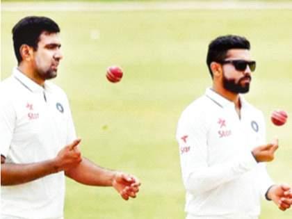Jadeja, Ashwin could be 'matchwinners'; warm weather against New Zealand will benefit the spinners   ICC WTC final: जडेजा, अश्विन ठरू शकतात 'मॅचविनर';न्यूझीलंडविरुद्ध उष्ण वातावरणाचा फिरकीपटूंना होईल लाभ